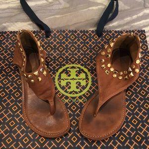 Tory Burch studded gladiator sandals